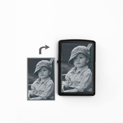 """Dreaming"" Custom Photo Lighter"