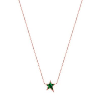 Star Diamonds Necklace